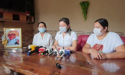 Familia de Félix Urbieta abre ventana de comunicación con secuestradores