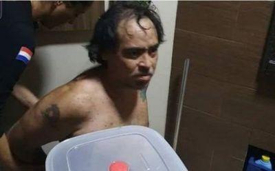 Detienen a exmilitar brasileño en condominio de Salto del Guairá