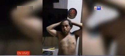 Supuesto peligroso contrabandista fue capturado en Salto del Guairá