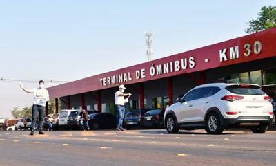 Terminal del Km. 30 se construyó SIN ESTUDIO de IMPACTO AMBIENTAL
