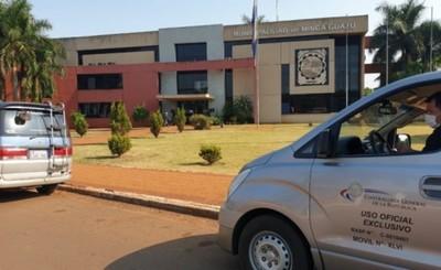 Inicia auditoría de la Contraloría a la Municipalidad de Minga Guazú