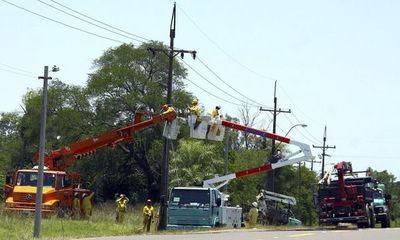 La ANDE asegura que está en guerra contra los cortes de energía