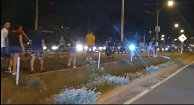 A 3 días de apertura del Puente: mucha gente relajada y teléfono cortado del Ejecutivo