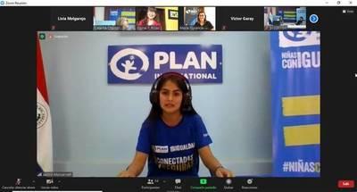 Niña de Caaguazú es representante del Grupo BID en Paraguay por un día