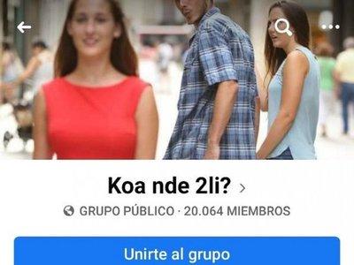 """Chicas y muchachos crean polémicos grupos virtuales """"anticuernos"""""""