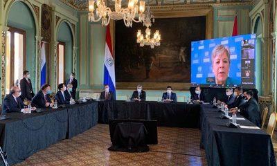 """Gabinete Social impulsa plan """"Jajapo Paraguay"""" para reducción de pobreza"""