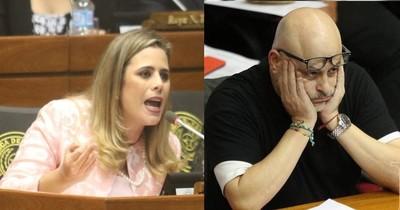 """La Nación / Kattya González descarta trabajar con """"Payo"""" Cubas por anarquista"""