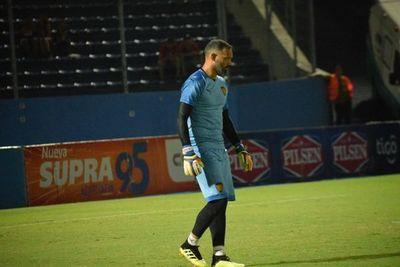 Diego Barreto, nuevo preparador de arqueros de un club de Primera