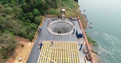La Nación / Franco celebra mañana 91 años y el avance de obras de su sueño: el puente con Brasil