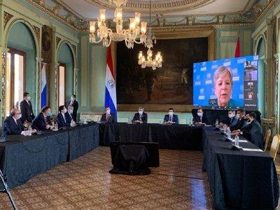 Jajapo Paraguay, presentan Plan Nacional de la Reducción de la Pobreza