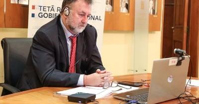 La Nación / Paraguay promueve políticas de acción climática, afirmó Benigno López