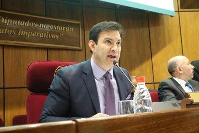 Ovelar dice que si fuera presidente, buscaría el hueco para Franco en el Senado