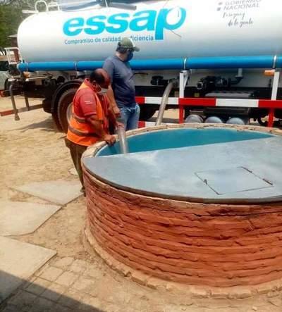 SEN analiza asistencia a productores del Chaco con acarreo de agua