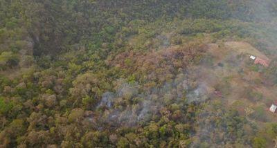 Detectan más de 1.800 focos de calor en las últimas 24 horas en Paraguay