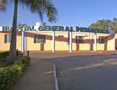 Principio de incendio en hospital Acosta Ñu