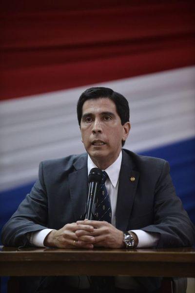 Oficializan designación de Federico González como nuevo canciller nacional