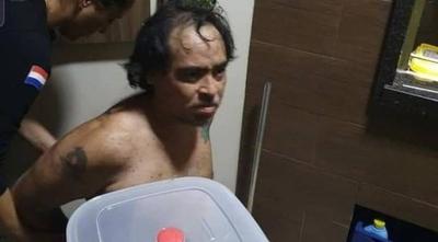 """HOY / Detienen a Fabio Costa, alias """"Pingo"""", exoficial de la Policía Militar de Matto Groso do Sul"""