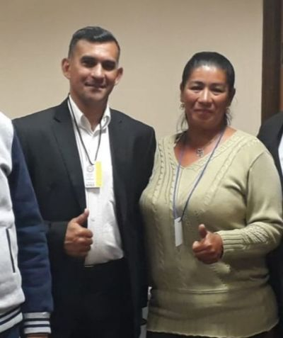 AUDIO: Exlíder de invasores prepara comisión de mujeres víctimas del abogado 360 Néstor Echeverria