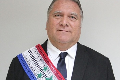 Gobernador de Caaguazú da negativo a la prueba de Covid-19