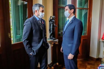 Inician los cambios en el Poder Ejecutivo, con la designación de Federico González como nuevo Canciller