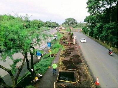 Hallan 4 tumbas precolombinas en ampliación de ruta en Costa Rica