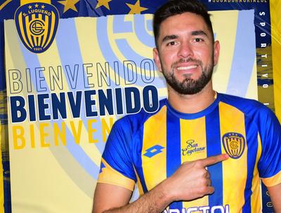 Jorge Ortega regresa al Sportivo Luqueño