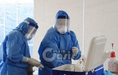Covid-19: Paraguay supera 50.000 contagios y llega a 1.096 fallecidos