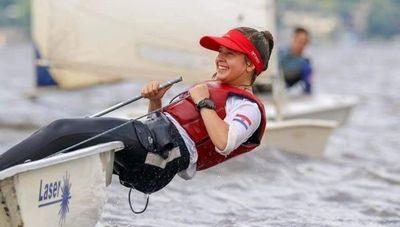 Vela: un deporte que navega lentamente para sobresalir en Paraguay