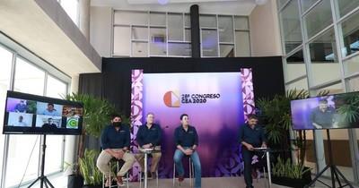 La Nación / Lanzaron oficialmente el congreso virtual sobre la ganadería