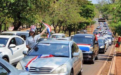 Clan ZI sigue teniendo blindaje de fuerzas de seguridad en Alto Paraná, dice senadora
