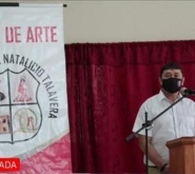 Intendente de Natalicio Talavera imputado por abuso sexual