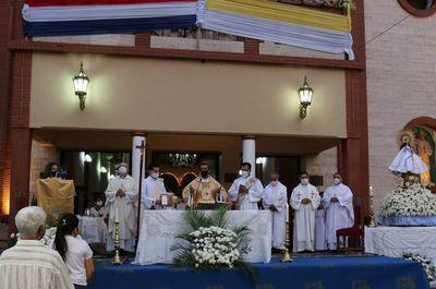 Obispo resalta que se debe enfrentar la pandemia y la sequía con la fe, esperanza y caridad