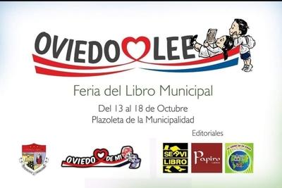 HOY COMIENZA 'FERIA DEL LIBRO MUNICIPAL'