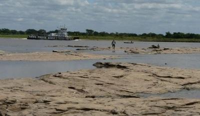 Río Paraguay rompió récord y lo seguirá batiendo