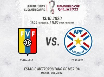 Paraguay llega con ganas de ajustar cuentas