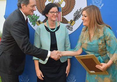 Sandra Quiñónez es presentada como la que más políticos imputó en Latinoamérica – Diario TNPRESS