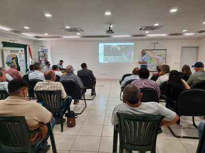 Brindan detalles de la tercera etapa de la Bioceánica en el Chaco Paraguayo