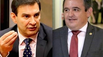 "HOY / ¿Indirecta a Petta?: ""Tenemos ministros con pólvora mojada"", dice Ovelar"