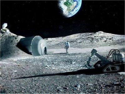 Rusia duda en acompañar proyecto estadounidense de estación lunar