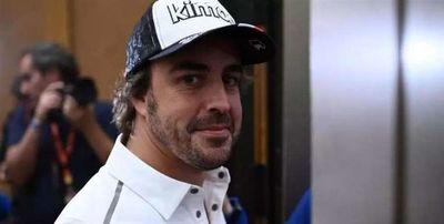 Alonso regresa a la pista de Fórmula 1 tras dos años de ausencia