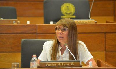 Diputados se ratifican en sanción a Celeste Amarilla