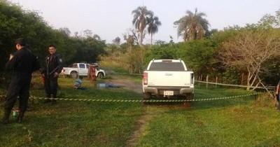 La Nación / Matan a hijo de expolíticos en estancia de Caazapá