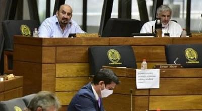 Diputados se mantienen firmes en sanción contra Celeste Amarilla