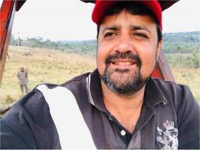 Asesinan a hijo del ex diputado Teodoro Rivarola en Caazapá