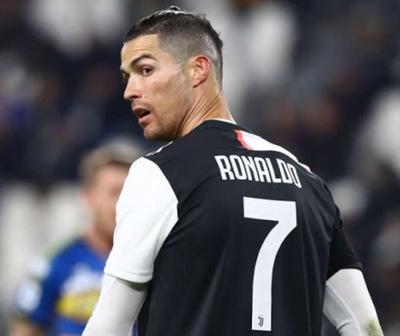 Cristiano Ronaldo da positivo al test de COVID-19