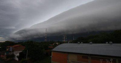 La Nación / Prevén lluvias, tormentas, fuertes vientos y hasta granizadas para mañana: ¿fin de la sequía?