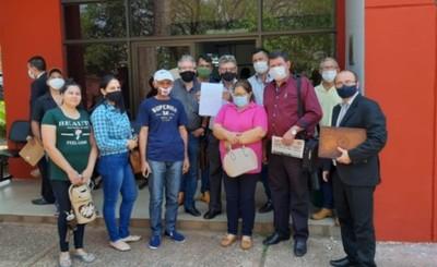 "Denuncian ante Fiscalía a presunto periodista por ""extorsión"""