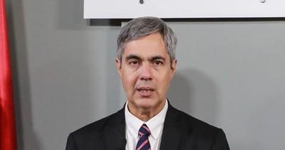 """La Nación / Flamante canciller """"trancó"""" el Acta bilateral en 2019, dice Pedro Ferreira"""