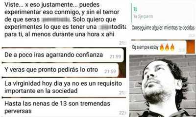 Profesor que pidió sexo a una alumna ya fue apartado del cargo – Prensa 5