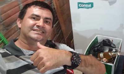 A punta de pistola ex candidato a Gobernador del Caaguazú echó a su esposa e hijos – Prensa 5